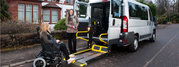 Wheelchair Minibus Hire- An Advance Solution For Injured Person